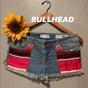Bullhead Frey'd Shorts✌️NWT